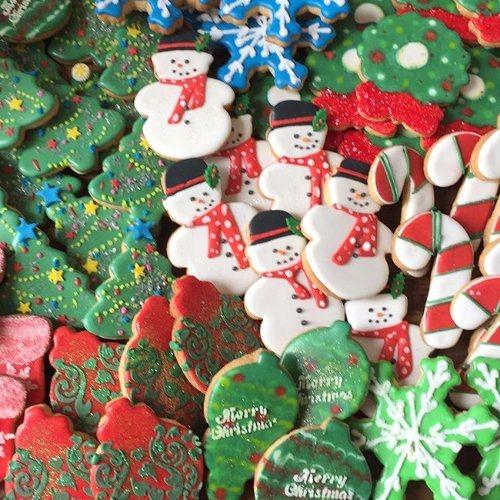 Festival Cookies